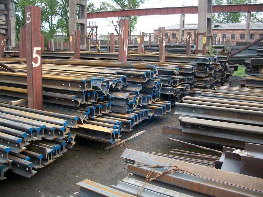 Рельсы промышленные РП-65
