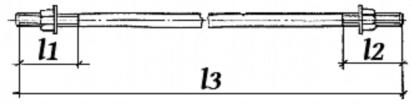 Стяжки С-1, С2, С-5, С-6 схема