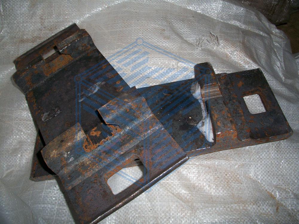 Подкладки КБ-65, КБ-50